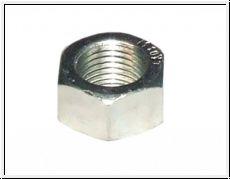 Hutmutter HR FG 10,5mm Mehrgang silber 1 Stück 6-Kant