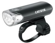 Batterie-LED-Leuchte CatEye HL-EL 010schwarz (keine StVZO) , mit Halter